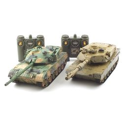 ZTZ-96A vs M1A2 배틀탱크 RC 세트 (YAK238000SET)