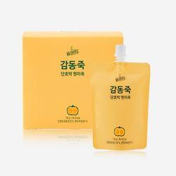 [무료배송] 감동죽 단호박현미죽 1BOX(7개입)