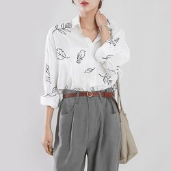 [로코식스] 화닝 모던 셔츠