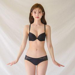 앞후크 나비소녀 set