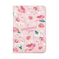 여권지갑 무궁화(핑크)
