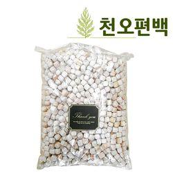 피톤치드 편백나무 편백 큐브 1KG