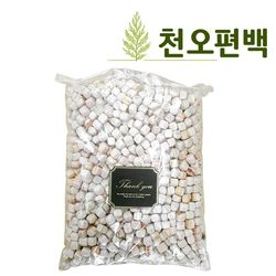 피톤치드 편백나무 편백 큐브 3KG