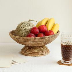 라탄 과일 바구니(1P)