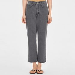 clean dark denim pants (s m)