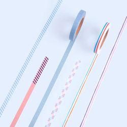 다정한마테 패턴 6mm (2개세트)