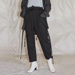 gurkha stripe pants (2 color) -UNISEX