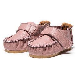 벨크로 핑크 아기 신발 구두 걸음마신발 여아 아동화