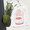 Ananas Cotton Bag - 에코백