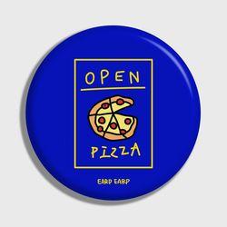 [손거울]Delicious pizza-blue