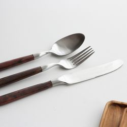 덜튼 브라운 커트러리- 디너스푼&디너포크