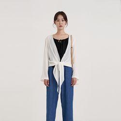 beyond strap blouse (3colors)