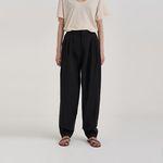 jogger pintuck pants (3colors)