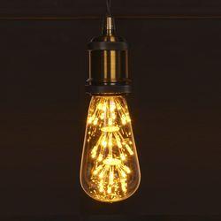 LED 눈꽃 에디슨 ST64