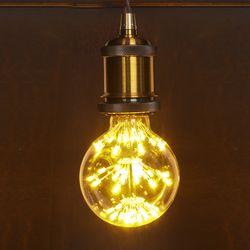 LED 눈꽃 에디슨 G80