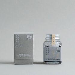 소소생활 소소반끼 (바질씨드/레몬밤)
