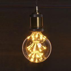 LED 눈꽃 에디슨 G95