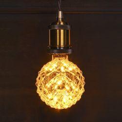 LED 눈꽃 에디슨 G95-D
