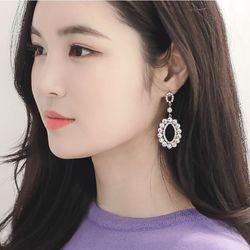 제이로렌 SP1807101 크리스탈 귀걸이 10종 균일가