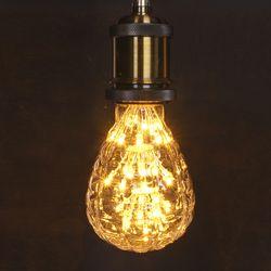 LED 눈꽃 에디슨 BALL