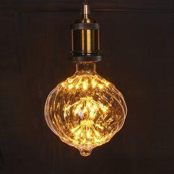 LED 눈꽃 에디슨 펌킨 01