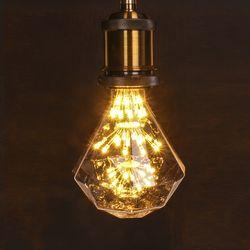 LED 눈꽃 에디슨 DIA-A