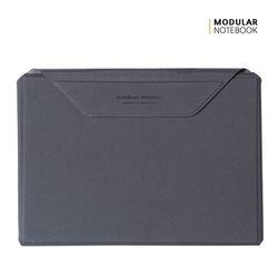 MODULAR NOTEBOOK CHARCOAL (모듈러노트북 A4 차콜)