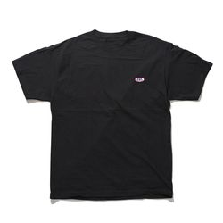 BSRABBIT BSR WAPPEN T-SHIRT BLACK