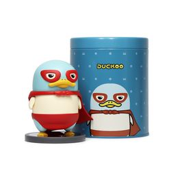 DUCKOO SERIES FIGURE - WRESTLING DUCKOO