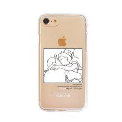 아이폰6플러스/6S플러스 클로저(젤리 케이스)