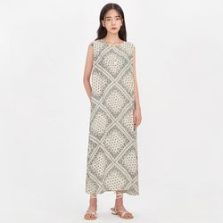 ethnic sleeveless ops