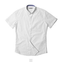 무지 남자반팔셔츠