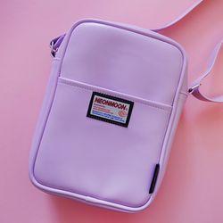 3 MINI CROSS BAG Soda Purple