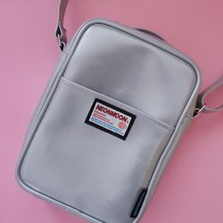 3 MINI CROSS BAG Silver