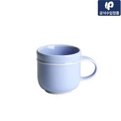 페자로 몬테펠트로 커피컵 테라코타 라이트블루