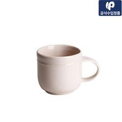 페자로 몬테펠트로 커피컵 테라코타 라이트핑크