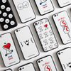 Romane 글라스 핏 케이스 for iPhone-6.6S.7.8