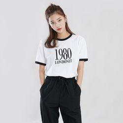 [로코식스] 1980 런더너 티셔츠