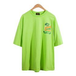 루즈핏 오아시스 반팔 티셔츠 TSB759