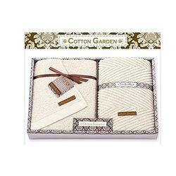 Cotton Garden gift타올 2P-CG2510