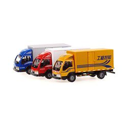박스트럭 모형자동차 BOX VAN TRUCK(KDW250313)