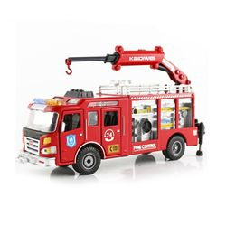 [~8/22까지] 소방차 모형자동차 RESCUE FIRE ENGINE (KDW250467RE)