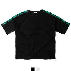 남여공용 하이퍼 루즈핏 반팔티셔츠