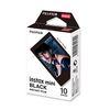인스탁스 미니필름 블랙 1팩 (10장)
