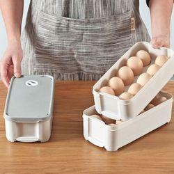 다미 10구 계란 보관함