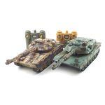 [~8/22까지] 배틀탱크 세트 T-90 vs M1A2 (YAK236006SET) RC탱크