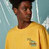 Paradise Half T-shirt (MUSTARD)