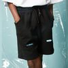 To Beach Half Pants (BLACK)