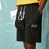 Fatigue Half Pants (BLACK)