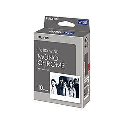 인스탁스 즉석카메라 와이드 모노크롬 필름 1팩 (10매)